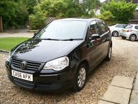 VW Polo 1.4TDI SE 5 Door 2006, MOT January 2017, Only £30 per year road tax, Beautiful Car