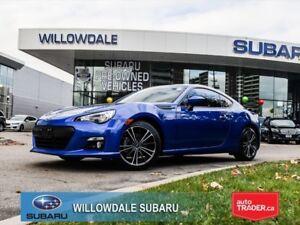 2016 Subaru BRZ Sport-tech No Accident, Off Lease