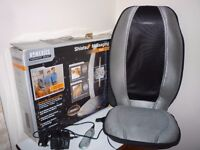 Homedics shiatsu massage chair.