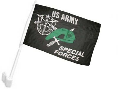 "12x18 Army Special Forces Car Vehicle 12""x18"" Flag for sale  Shipping to Canada"