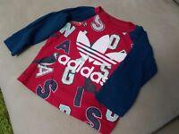 Next/adidas/hugo boss baby clotches.