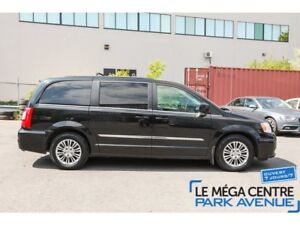 2013 Chrysler Town & Country Touring-L  CUIR, BANCS CHAUFF. BLUE