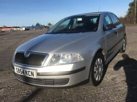54 REG NEW SHAPE SKODA OCTAVIA TDI EXCELLENT CONDITION ONLY £1699