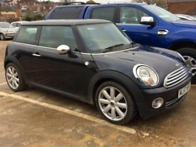 MINI COOPER FSH 1/2 LEATHER