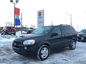 2009 Chevrolet Uplander LT1 ~Low Km's ~2nd Row Captains Chairs
