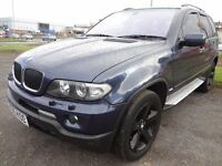 BMW X5 E53 Sport D Automatic Diesel 3.0 Litre Fully loaded