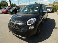 2014 Fiat 500L **Company Demo** ON Sale Lounge Model, Only $22,