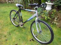 RALEIGH EXPLORER GENTS MOUNTAIN BIKE GOOD SERVICED CONDITION