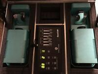 Soundlab DMX scanners