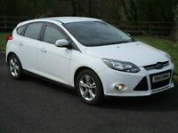 2012 FORD FOCUS 1.6 ZETEC HATCHBACK ### NEW TIMING BELT AND WATER PUMP FITTED ###