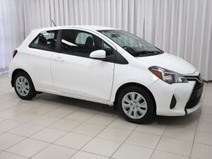 2016 Toyota Yaris 3DR HATCH - LOW LOW KMS ON THIS ECONOMICAL CAR