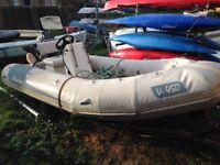 boat Valiant RIB 4.5