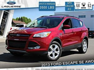 2013 Ford Escape SE*AWD*GPS*BLUETOOTH*HITCH*2.0L*