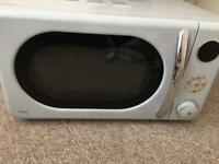Next grey microwave