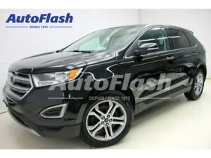 2015 Ford Edge Titanium * Ecoboost! * AWD * Navigation *