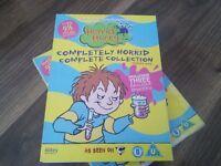 Horrid Henry dvd collection.