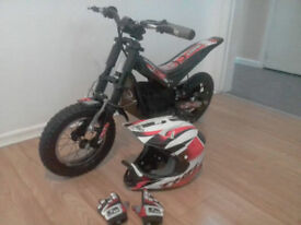 Kids Oset 12.5 electric off-road bike