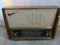 1950's vintage Ferguson radio - in full working order