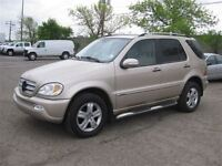 2005 Mercedes-Benz ML350 AWD-LEATHER-SUNROOF