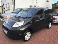 Citroen Nemo LX HDI 610 Metallic Black, low miles.