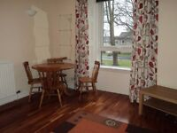 One bedroom furnished first floor flat in Stirling