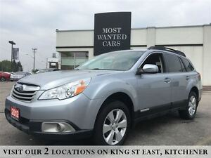 2012 Subaru Outback 2.5i | NEW BRAKES! | AWD | BLUETOOTH | ALLOY