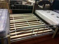 King size bed frame tcl 17253