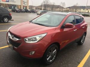 Hyundai Tucson- lease take over