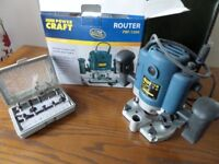 PowerCraft Router with 10 bits