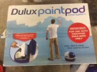 New in box Dulux paint pod and paint