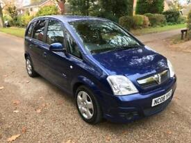 2008 Vauxhall Meriva 1.6 63,000 Miles 12 Months MOT Full Service History Good Spec Very Clean