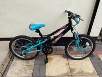 "Girls 16"" Apollo Charm Bike"