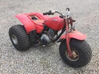 Atc Honda Trike 185
