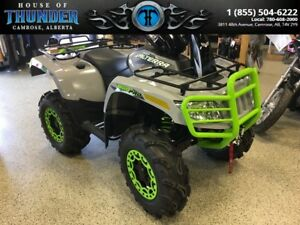 2018 Textron Alterra Mud Pro 700 LTD