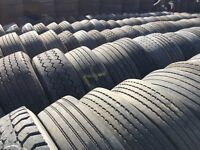 Used truck tyres - part worn tyres for export