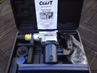 power craft rotary hammer/sds brand new including drill bits + chisels cost £80 bargain only £45