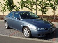 2004 Alfa Romeo 156 2.4 JTD Veloce - FSH - 12 months MOT