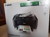 Unused CANON Maxima MX475 - printer