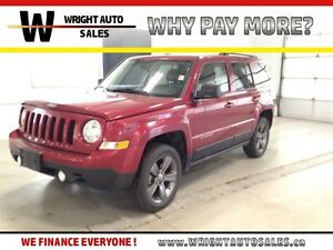 2015 Jeep Patriot 4X4| HEATED SEATS| SUNROOF| 61,026 KMS|
