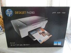 HP Deskjet F4280 All-In-One Inkjet Printer/Scanner/Copier
