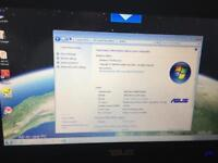 ASUS TOUCH SCREEN ALL IN ONE PC ET1611PUT ATOM PROCESSOR 2GB RAM WIN 7 PRO