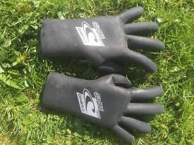 O Neill Gooru Tech Wetsuit Gloves