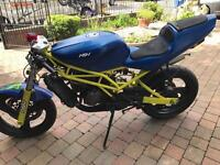 Sachs xtc125 race rep for parts or repair project £475