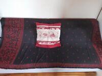 Indian Summer shawl
