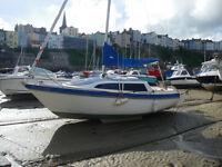 Day Sailer Calypso Yacht