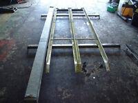 Transit SWB Roof Rack Stainless Steel & Aluminum Good Quality