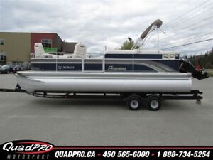 2011 Premier Pontoon PONTON 22 PIEDS PREMIER 220 SUNSATION Moteu