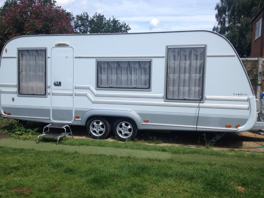 Original Tabbert Caravan London  Campervans Amp Caravans