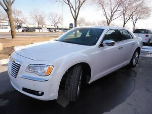 2014 Chrysler 300C AWD IVORY COLOR WITH SAFETY TEC