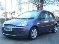 FORD FIESTA ZETEC 2007*£899*MANUAL*3 DOOR*SERVICE HISTORY*CHEAP CAR TO RUN*PX WELCOME*DELIVERY